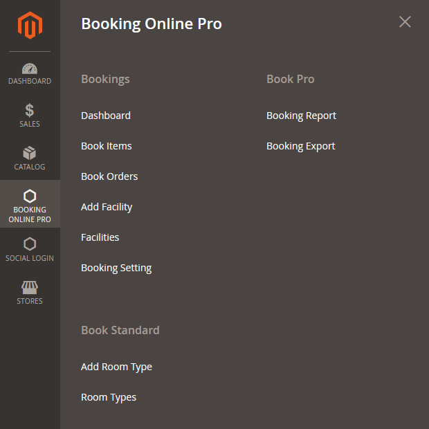 Easy Online Booking Management