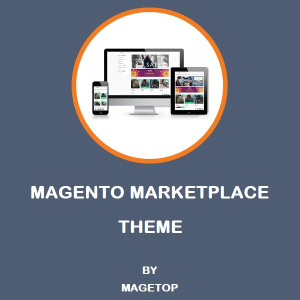 Magento 2 Multi Vendor Marketplace Theme