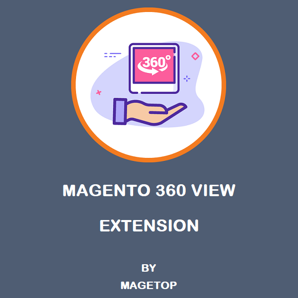 Magento 2 Product 3D View Extension