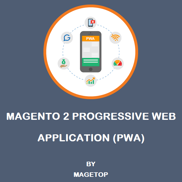 Magento 2 Progressive Web Application (PWA)