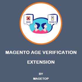 Magento 2 Age Verification Extension