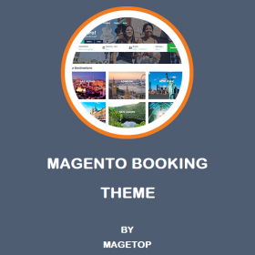Magento 2 Booking & Reservation Theme