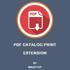 Magento 2 PDF Catalog Print Extension