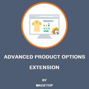 Magento 2 Advanced Product Options