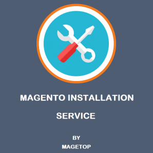 Magento Installation Service by Magetop