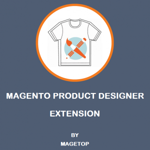 Magento 2 Product Designer Extension