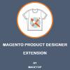 Magento 2 Product Designer Extension