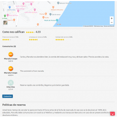 Airbnb Seller Page