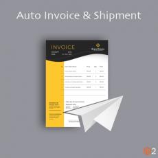 Auto Invoice & Shipment