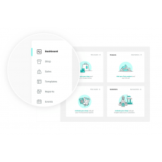 Extensive Icon Support