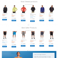 Magento 2 Product Slider Tab