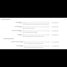 Reward Points Earning Configuration
