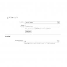 Magento 2 SMTP Testing Email