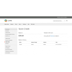 Easily Display User Credit Balance