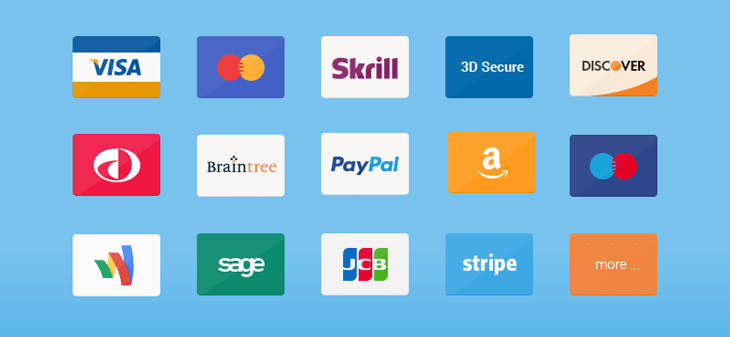 Magento 2 One Step Checkout Payment Methods Support