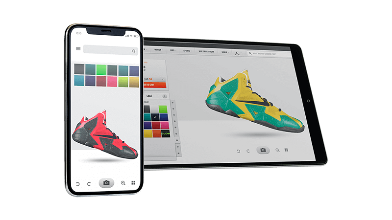 Enable 360° Product Image View for your Customers