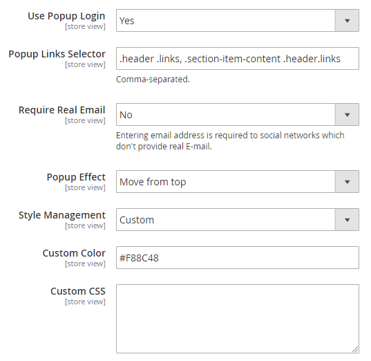Magento 2 Social Login Easy To Custom
