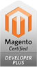 Magentobadge cert dev plus