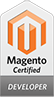 Magento badge cert developer